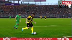 Локо (Пд) повали лидера ЦСКА в WINBET е-футбол лига