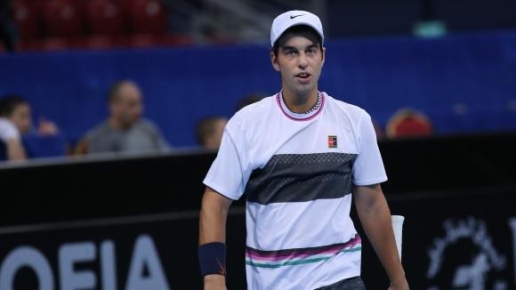 Адриан Андреев: Не съм толкова далеч от ниво ATP, знам върху какво да работя най-много