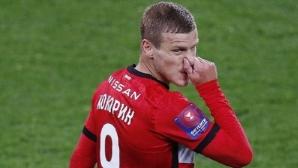 """Три клуба от Серия """"А"""" примамват Кокорин"""