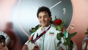 Назарян с приза за най-техничен борец, Иво Илиев е най-резултатен