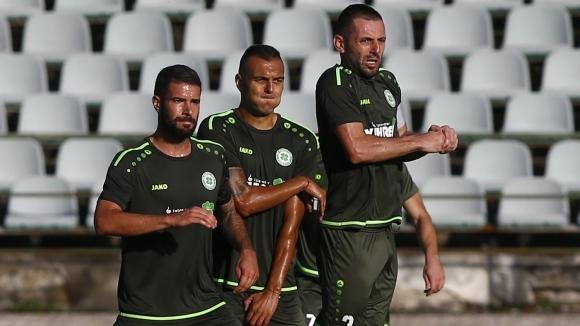 Вихрен стартира зимната си подготовка с водосвет и трима нови футболисти