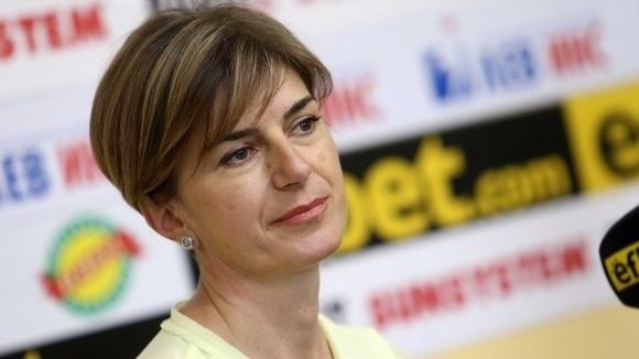 Дафовска: Не можем да приберем биатлонистите от Германия