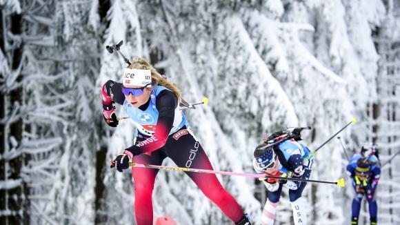 Норвежка биатлонистка има сърдечни проблеми, но ще продължи кариерата си