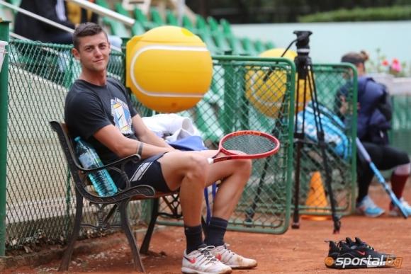 Алекс Лазаров за маратонките на ATP Cup, новата му любов и какъв е Григор извън корта