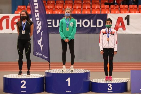 Девора Аврамова с победа на 1500 м, грък най-бърз на 3000 м