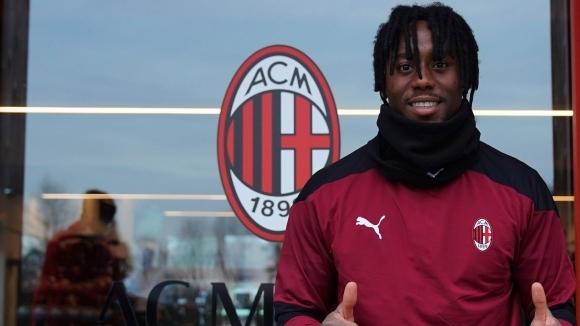 Най-новото попълнение на Милан разкри своята цел в клуба (видео)