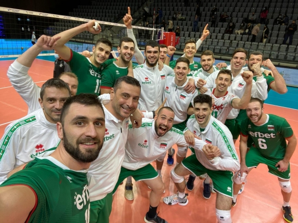 България завърши с лесна победа над Израел (видео + галерия)