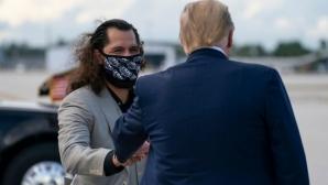 Звезда от UFC ще напусне Twitter в подкрепа на Доналд Тръмп