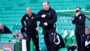 Селтик ще бъде без 14 свои футболисти в мача срещу Хибърниън