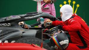 Ферари не съжаляват за пропадналите преговори с Люис Хамилън