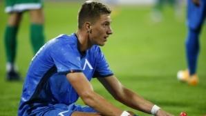 Краев не се качи на автобуса на Левски за Хърватия