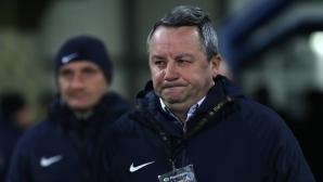 Славиша Стоянович посрещна Левски в Хърватия