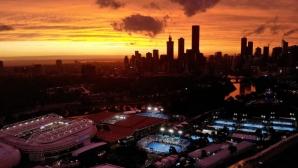 Григор кацна в Мелбърн, 15 чартъра превозват тенисистите за Australian Open