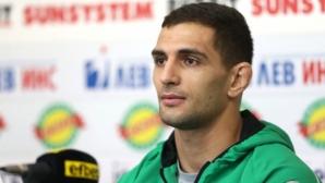 Ивайло Иванов: Надявам се на Олимпиадата да изправя България на крака