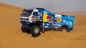 Доминацията на Kamaz при камионите на Рали Дакар продължава вече половин десетилетие
