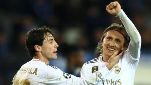 Фиорентина иска защитник на Реал Мадрид