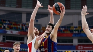 Барселона удари ЦСКА (Москва) в дербито на лидерите