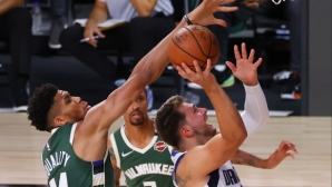 "Милуоки победи Далас в ""балканското"" дерби в НБА"
