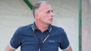 Тони Здравков: Спокойни сме за вратарския пост, но ни трябва още един нападател