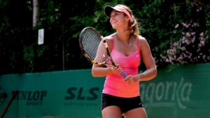 Вангелова и Аксу се препънаха на финала на двойки
