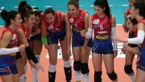 Казанлък Волей се утвърди на първото място с категорична победа срещу Варна ДКС