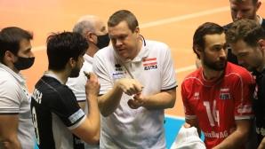 Радован Гачич: Днес България игра като отбор от световна класа и беше твърде силна за нас!