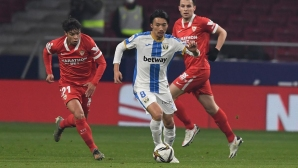 Севиля издрапа до 1/8-финала за Купата на Испания след продължения