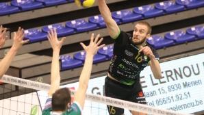 Трифон Лапков отново донесе победа на Менен в Белгия (видео + снимки)