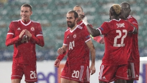 Треньор разкри имената на двамата най-бързи и тримата най-силни футболисти в ЦСКА-София