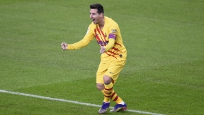 Радост в Барселона: Меси се гласи да е титуляр