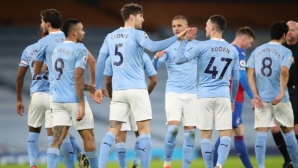 Манчестър Сити поглежда към върха след два гола на Стоунс (видео)