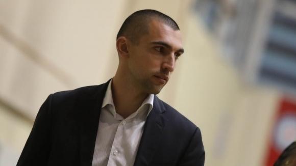 Йордан Янков: Доволен съм от мача, въпреки загубата