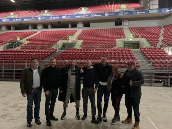 Полска ММА верига планира състезание в