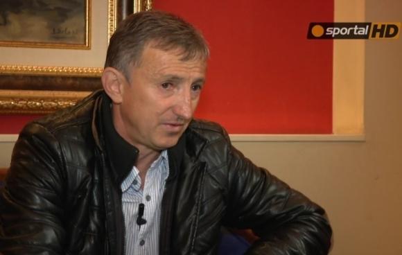 Марин Бакалов: Надявам се добрите дни и времена пред...