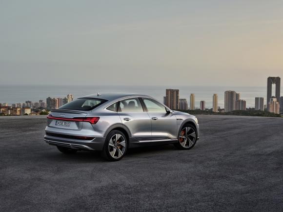 Audi завърши 2020 година с най-успешното тримесечие в...