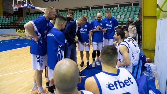 Александър Дяковски: В този мач трябваше да бъдем освободени и уверени