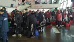 Славия, ЦСКА 1948, Арда и Монтана се отправиха към Алания (видео)