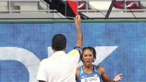 Олимпийската шампионка Бриана Макнийл може да бъде наказана за 8 години