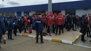 Четири отбора пристигнаха в Турция
