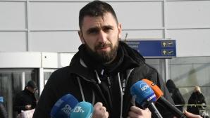 Цветан Соколов: Показахме не повече от 50% от възможностите на отбора (видео)