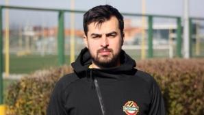 Валентич взе нов помощник-треньор в Ботев (Пд)