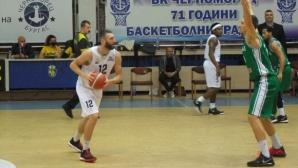 Капитанът на Черноморец: Играхме страхотно в защита