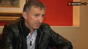 Марин Бакалов: Надявам се добрите дни и времена пред Ботев да предстоят