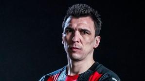 Манджукич вече е играч на Милан