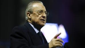 Шефовете на Реал Мадрид и Ювентус провели тричасова среща