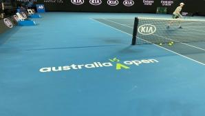Още трима положителни за COVID-19 преди Australian Open
