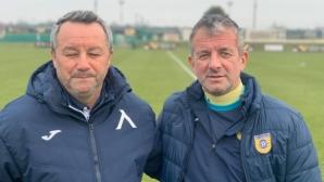 Стоянович: Когато нямаш играчи за два отбора, е трудно, търсим още четирима нови
