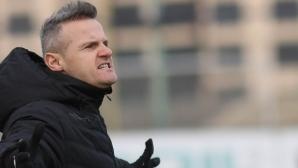 Новият треньор на Ботев възхитен, такова нещо не е виждал дори в Швеция