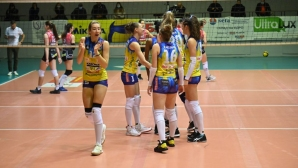 Марица записа 100 поредни успеха в НВЛ