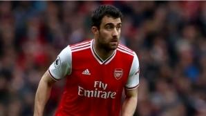 Клубове от Италия се надпреварват за освободен от Арсенал